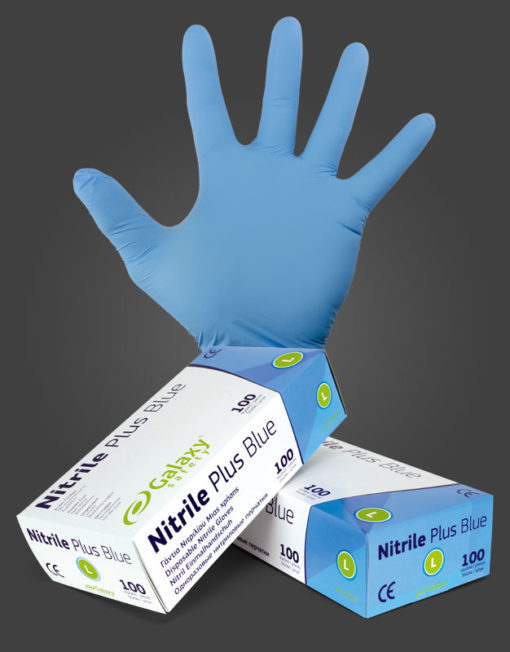 Galaxy Nitrile Plus Blue 231