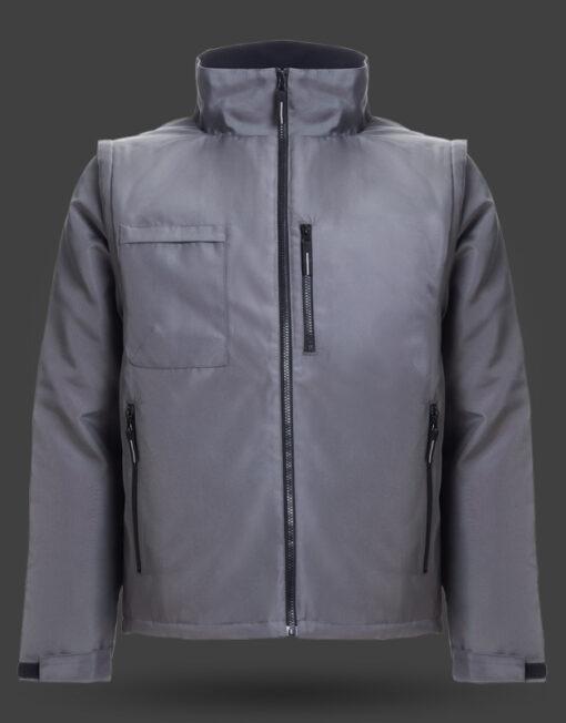 TH Clothes Astana 850902 Metallic Grey